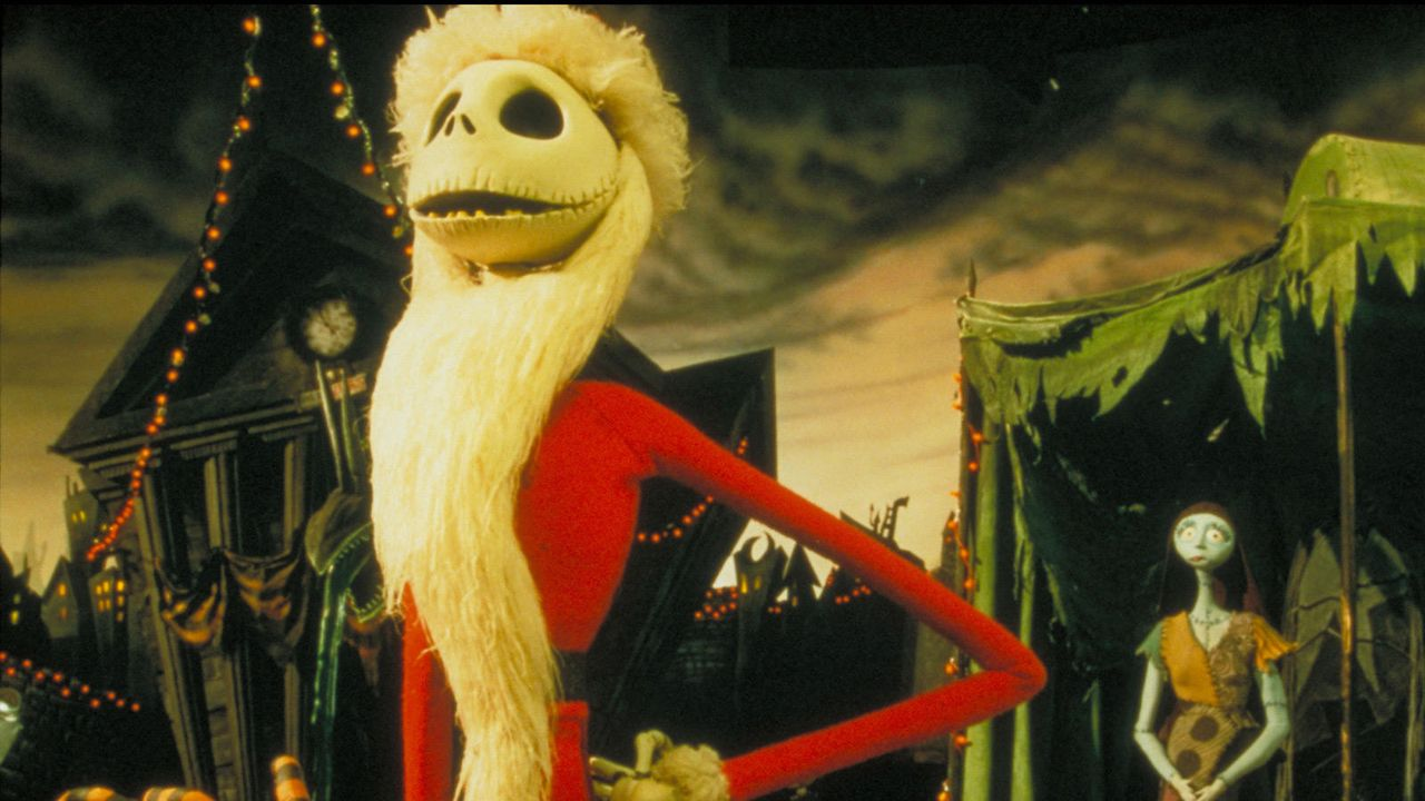 Nightmare Before Christmas - Bildquelle: DVD erschienen bei www.disney.de