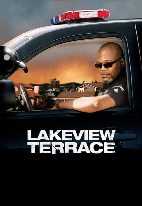 LAKEVIEW TERRACE - Plakatmotiv - Bildquelle: 2007 Screen Gems, Inc. All Rights Reserved.