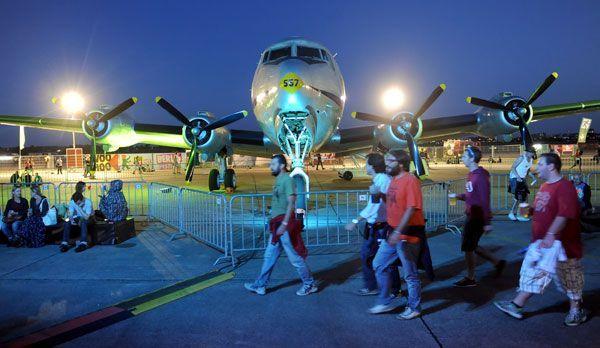Flughafen Berlin Tempelhof - Bildquelle: dpa