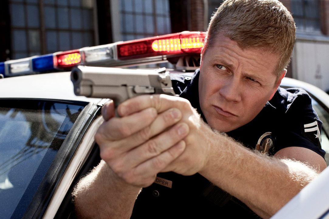 (3. Staffel) - Im Einsatz für Gerechtigkeit: Officer John Cooper (Michael Cudlitz) - Bildquelle: Warner Brothers