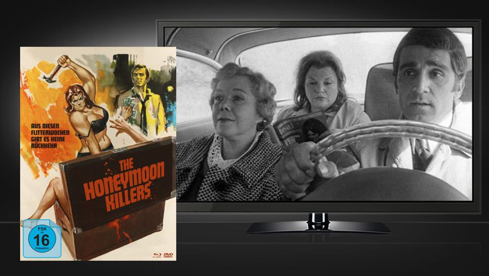 The Honeymoon Killers (Mediabook Blu-ray + DVD) - Bildquelle: OFDB