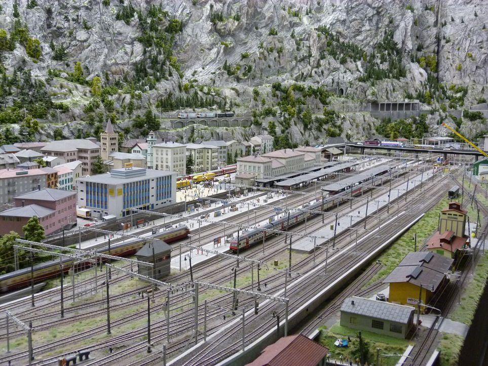 20 Jahre Miniatur Wunderland - Bildquelle: Kabel Eins