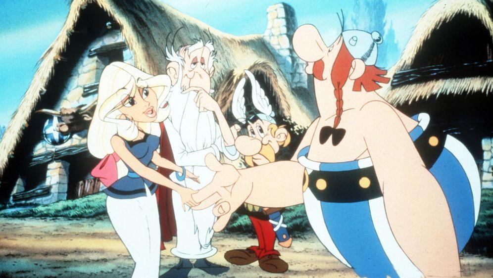 Asterix erobert Rom  - Bildquelle: Jugendfilm-Verleih GmbH