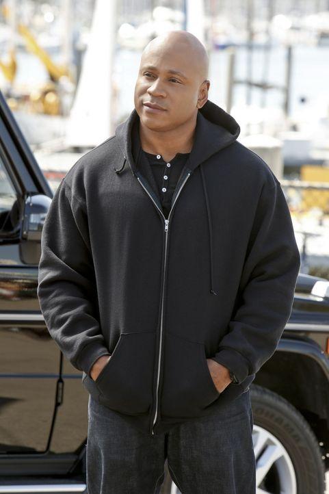 Sam (LL Cool J) will den Machenschaften eines Drogenbosses und seiner Geliebten auf die Schliche kommen ... - Bildquelle: CBS Studios Inc. All Rights Reserved.