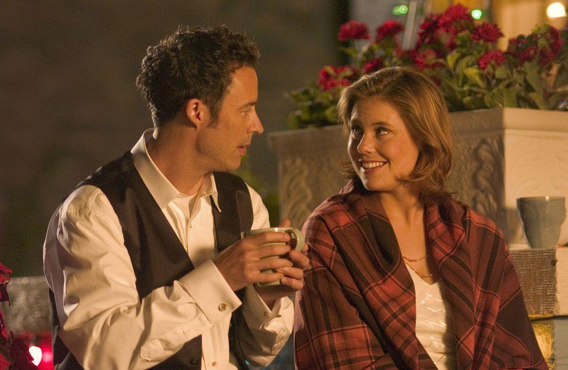 Auf der Suche nach Buddy kommen sich Nick (Tom Cavanagh, l.) und Sandy (Ashley Williams, r.) näher ... - Bildquelle: Buena Vista International Television