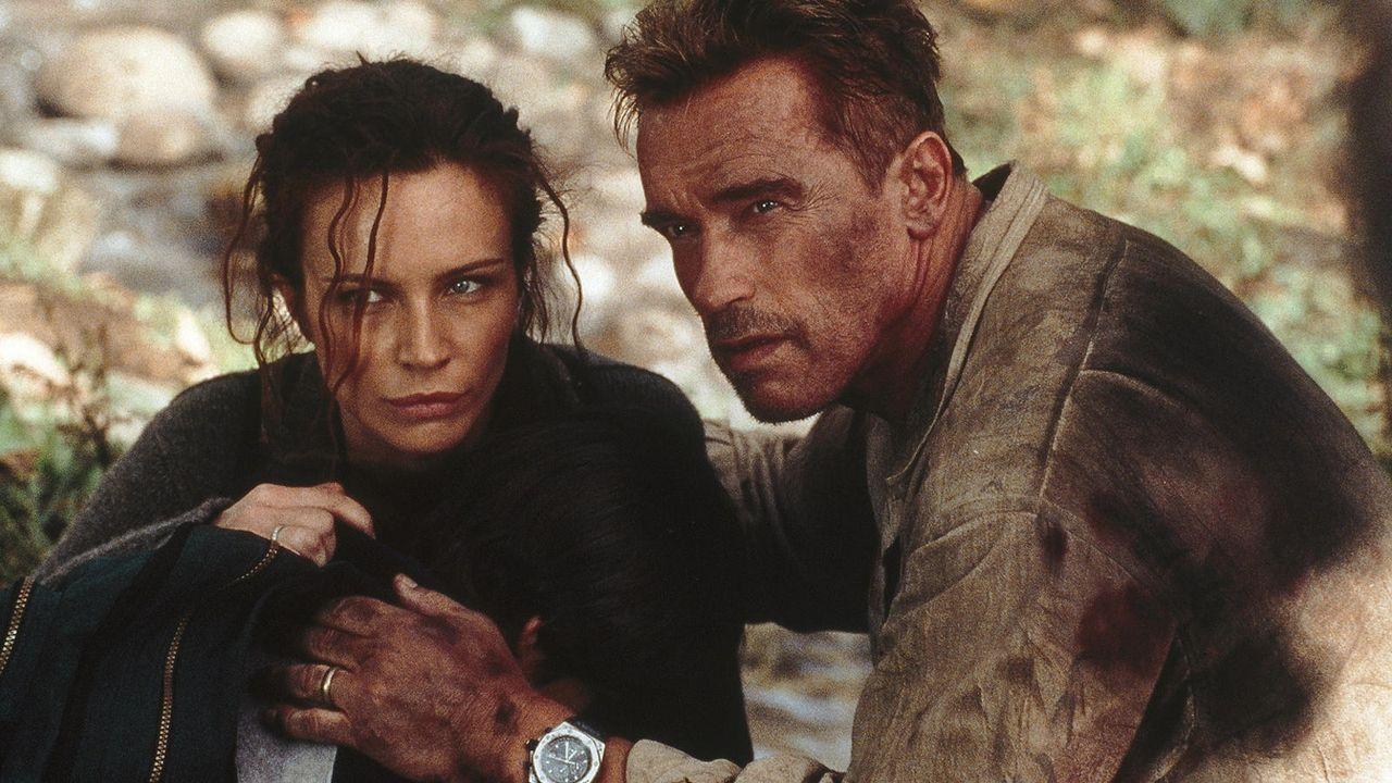 Arnold Schwarzenegger - Bildquelle: kabel eins