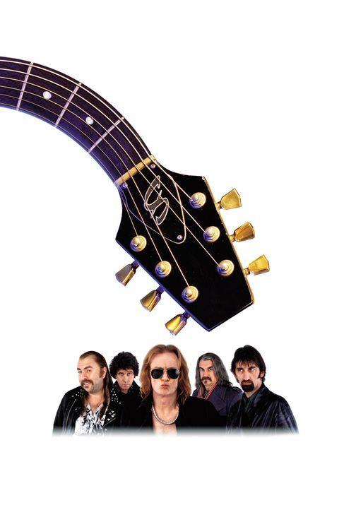 """Die Mitglieder der ehemaligen Rockband """"Strange Fruit"""" wollen beweisen, dass sie immer noch """"crazy"""" sind: (v.l.n.r.) David """"Beano"""" Baggot (Timothy S... - Bildquelle: Columbia Pictures"""