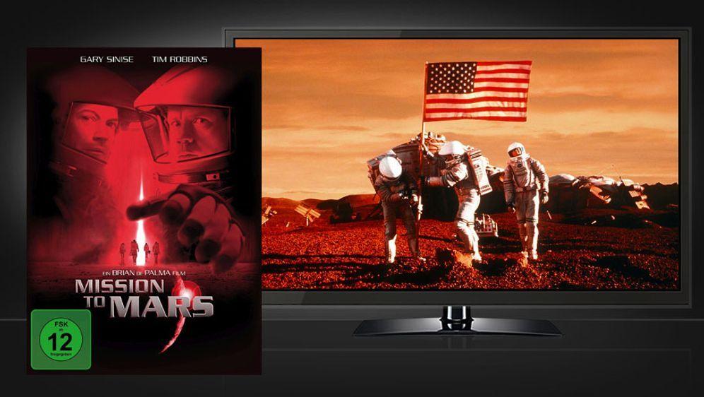 Mission to Mars (Mediabook Blu-ray+DVD) - Bildquelle: Filmjuwelen / Kabel Eins