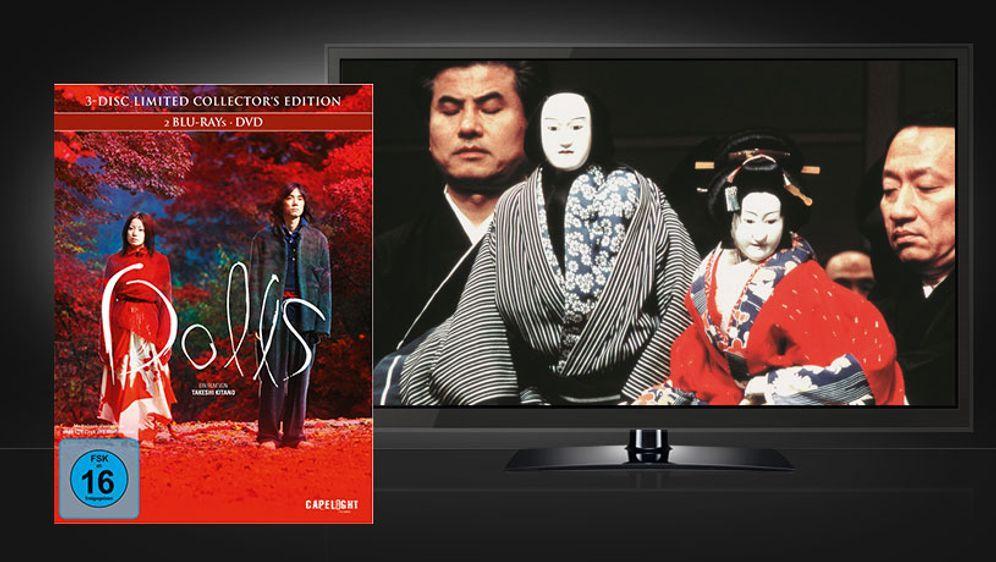 Takeshi Kitanos Dolls (Blu-ray & DVD) - Bildquelle: Capelight Pictures