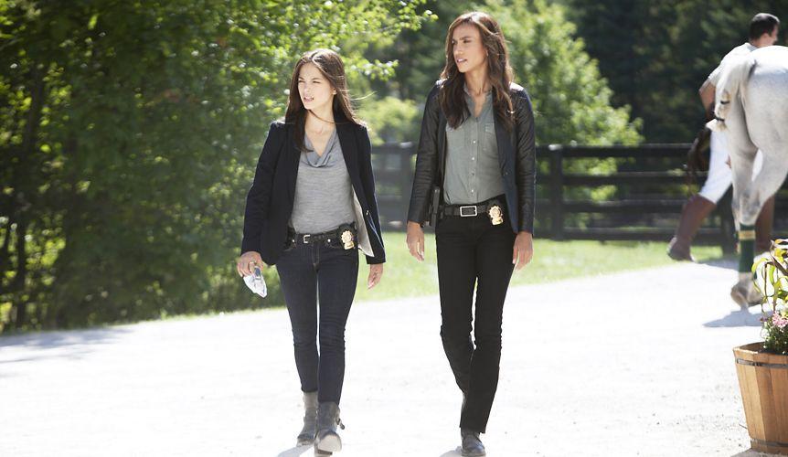 Verbotene Liebe3 - Bildquelle: 2012 The CW Network, LLC. All rights reserved.