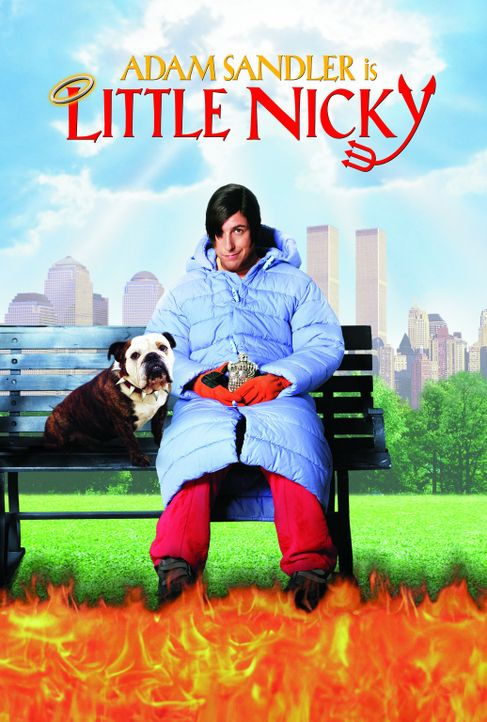 Little Nicky - Satan Junior - Artwork - Bildquelle: Warner Bros.