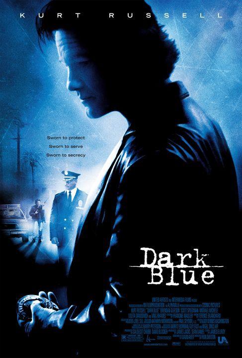 """""""Dark Blue"""" - Plakatmotiv - Bildquelle: Tobis Film"""