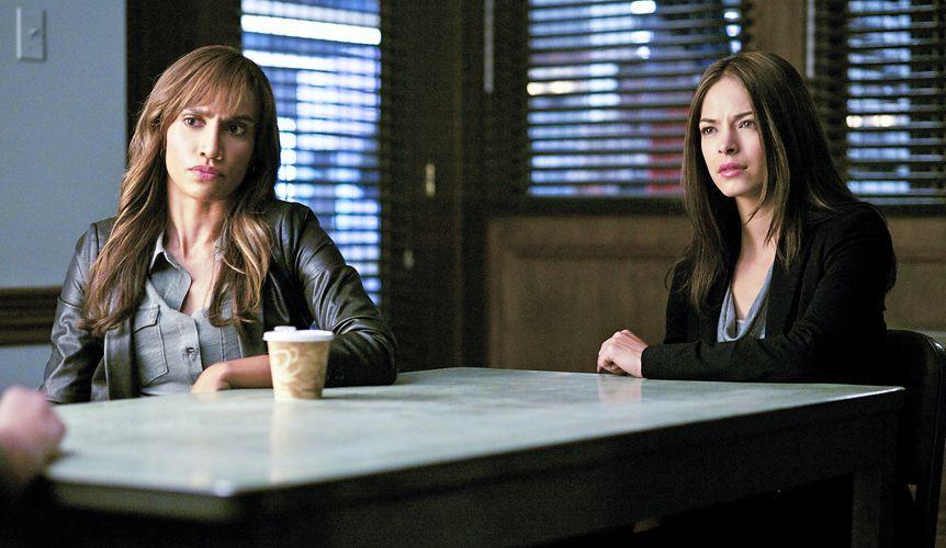 Verbotene Liebe8 - Bildquelle: 2012 The CW Network, LLC. All rights reserved.