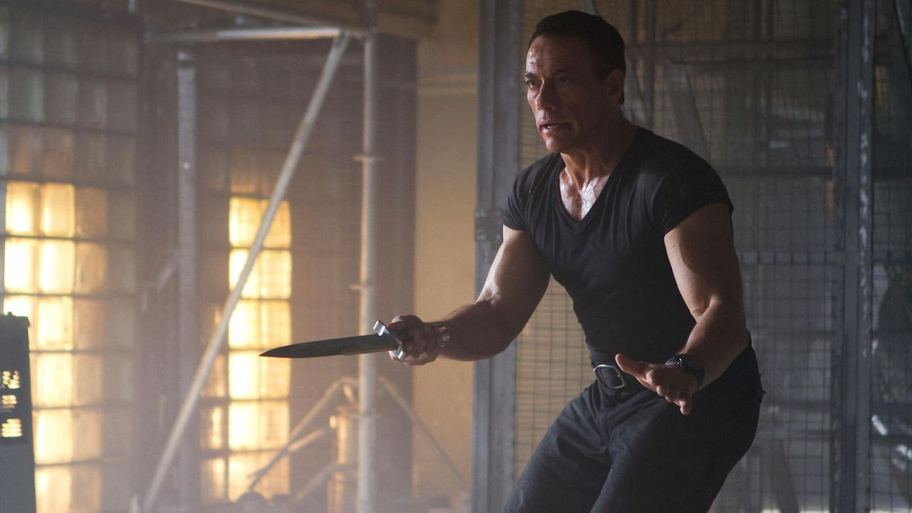 "Jean-Claude Van Damme in ""The Expendables"" - Bildquelle: Twentieth Century Fox"