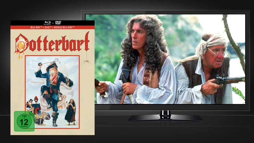 Dotterbart (Mediabook Blu-ray+DVD) - Bildquelle: Capelight Pictures
