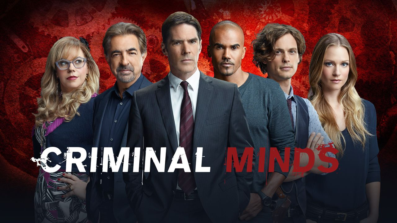(11. Staffel) - Ein starkes Team, das jeden Serientäter zur Strecke bringt: Dr. Spencer Reid (Matthew Gray Gubler, 2.v.r.), Derek Morgan (Shemar Moo... - Bildquelle: ABC Studios