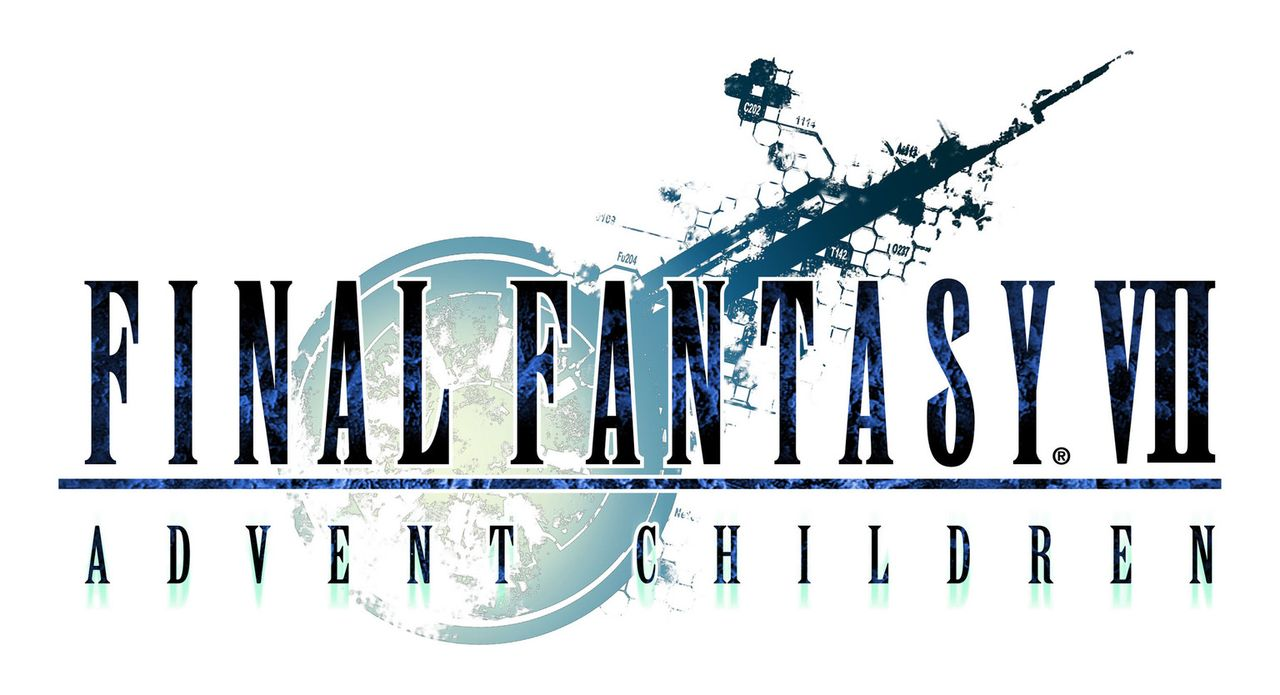 "Logo - ""Final Fantasy VII: Advent Children"" - Bildquelle: 2005 Square Enix Co., LTD. All Rights Reserved."