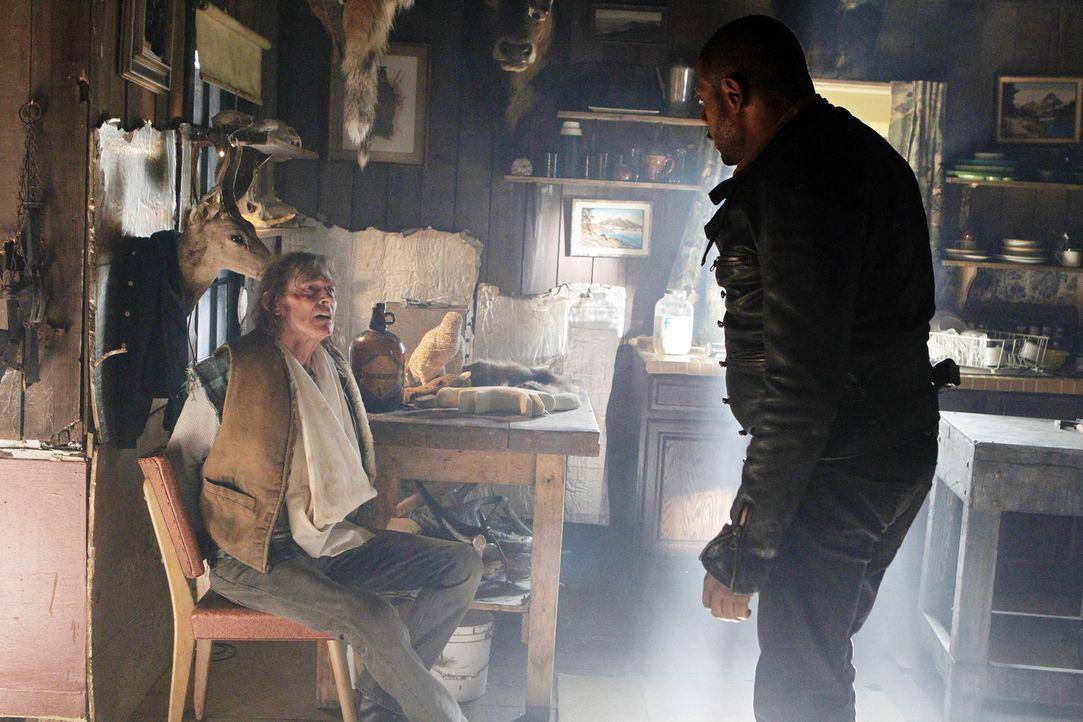 Sam (Forest Whitaker, r.) und sein Team ermitteln in einem neuen Fall und stoßen dabei auf Emory Boyd (Cooper Huckabee, l.). Doch hat er wirklich et... - Bildquelle: ABC Studios