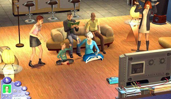 Sims - Bildquelle: dpa