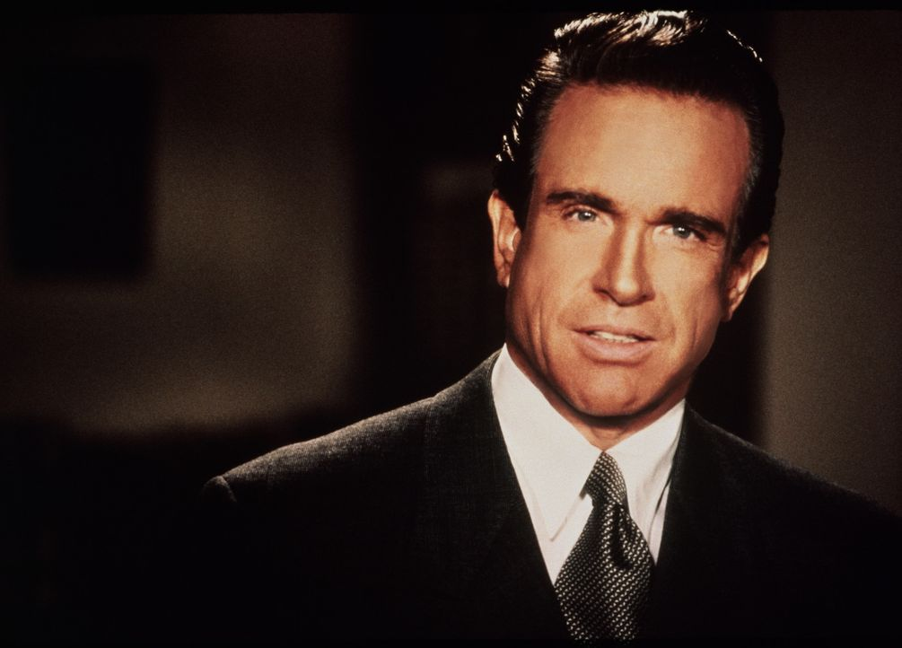 """Benjamin """"Bugsy"""" Siegel (Warren Beatty) lebt in New York und arbeitet für Meyer Lansky und Lucky Luciano. In ihrem Auftrag reist er nach Los Angele... - Bildquelle: CPT Holdings, Inc. All Rights Reserved."""