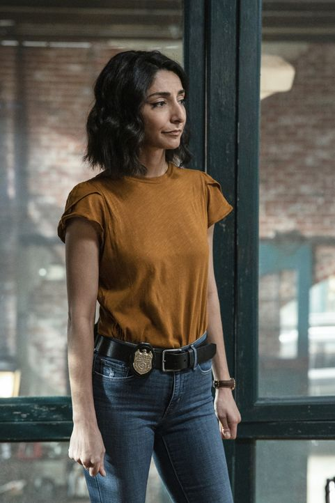 Special Agent Hannah Khoury (Necar Zadegan) - Bildquelle: Sam Lothridge 2020 CBS Broadcasting Inc. All Rights Reserved. / Sam Lothridge