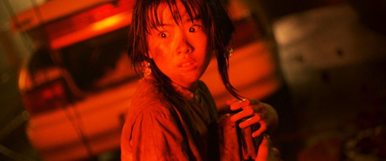 Verliert ihr Herz an ihre Retter: das Waisenkind Misaki (Mayuko Fukuda) ...