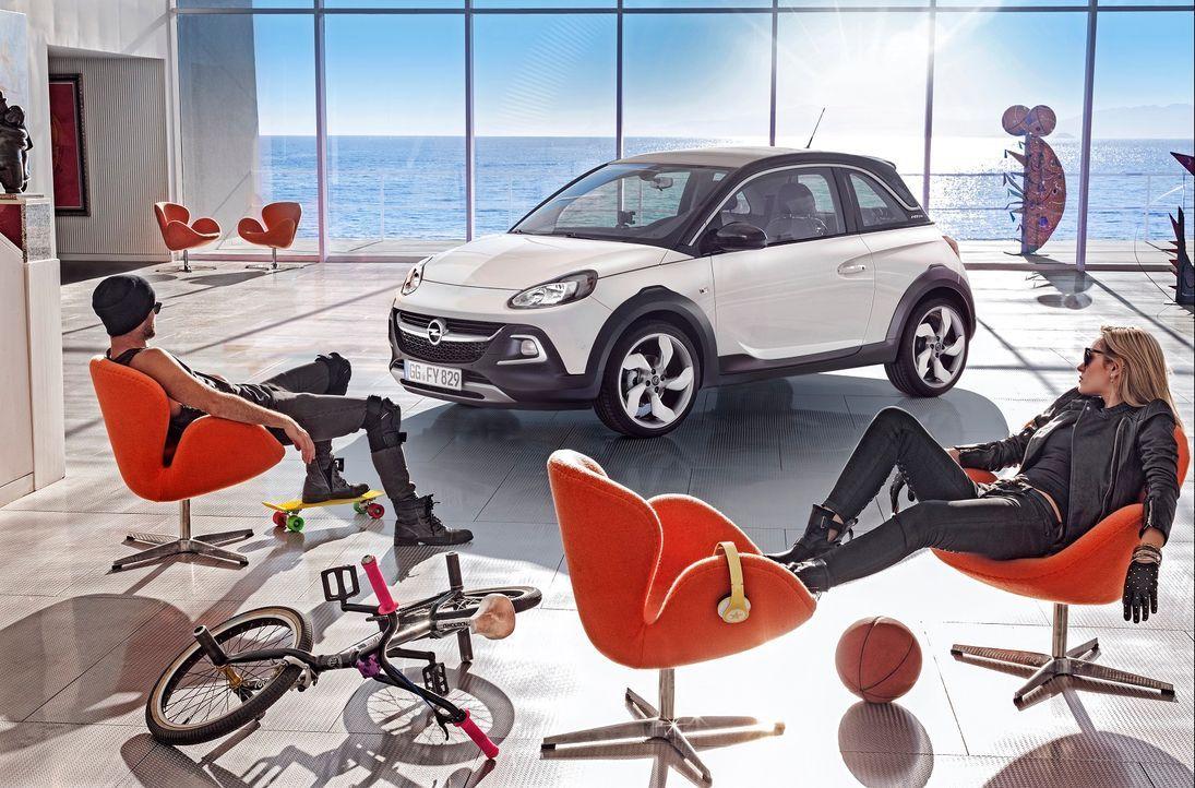 Opel ADAM ROCKS - Bildquelle: Opel
