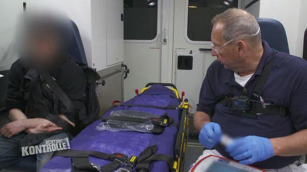 Achtung Kontrolle - Achtung Kontrolle! - Thema U.a.: Rettungssanitäter Im Einsatz - München Innenstadt