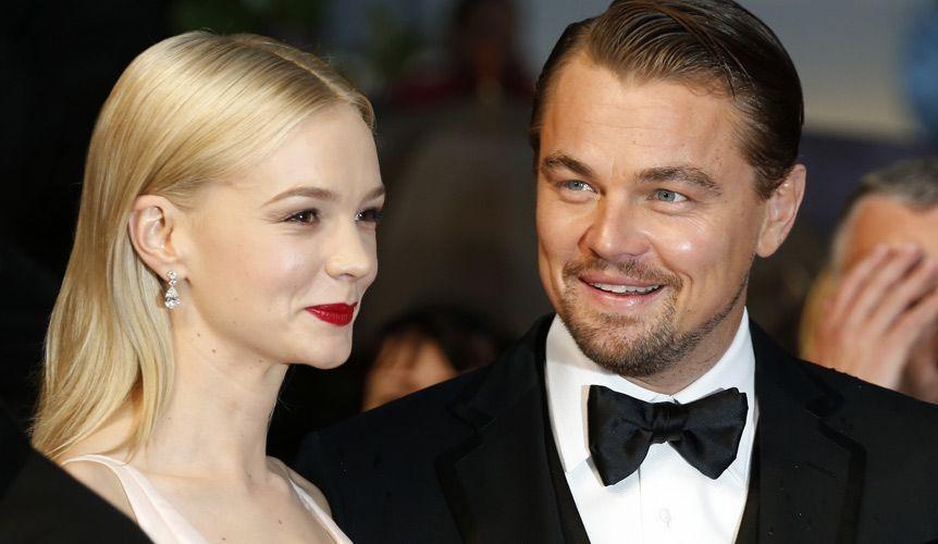 Carey Mulligan und Leonardo DiCaprio - Bildquelle: AFP