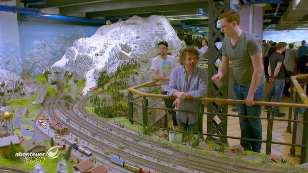 Abenteuer Leben - Abenteuer Leben - Sonntag: Der Kampf Um Den Traumjob: Miniatur Wunderland Hamburg