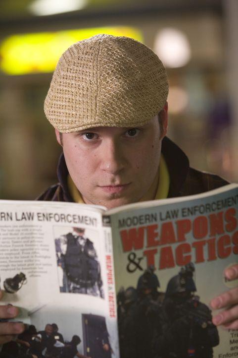 Er ist das Gesetz; die fleischgewordene Verkörperung von Recht und Ordnung: Kaufhaus-Wachmann Ronnie (Seth Rogen) ... - Bildquelle: Warner Brothers