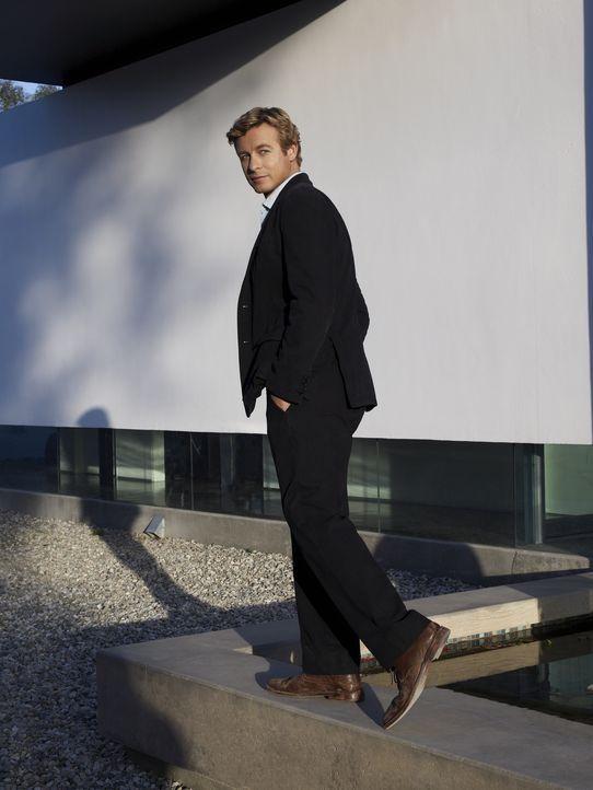 (1. Staffel) - Durch seine besondere Menschenkenntnis und einem Gespür für Mordfälle unterstützt Ex-TV-Star Patrick Jane (Simon Baker) ein Team des... - Bildquelle: Warner Bros. Television