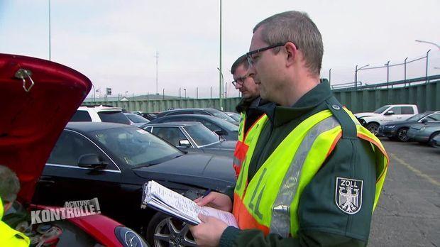 Achtung Kontrolle - Achtung Kontrolle! - Thema U.a.: War Das Wirklich Wasser? - Zoll Bremerhaven