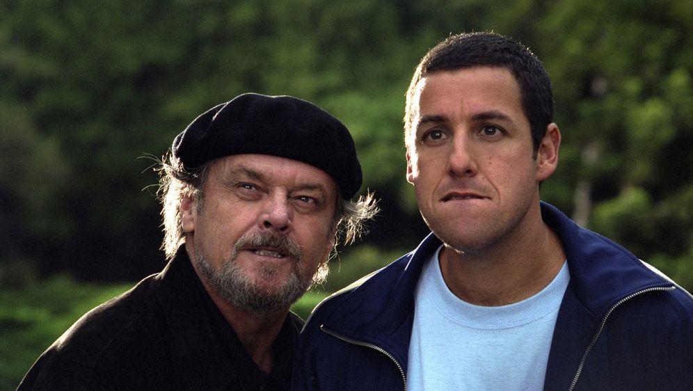 Die Wutprobe - Bildquelle: 2003 Sony Pictures Television International. All Rights Reserved.