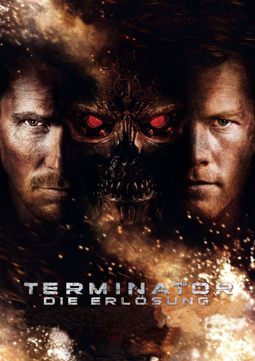 TERMINATOR - DIE ERLÖSUNG - Plakatmotiv - Bildquelle: 2009 T Asset Acquisition Company, LLC. All Rights Reserved.