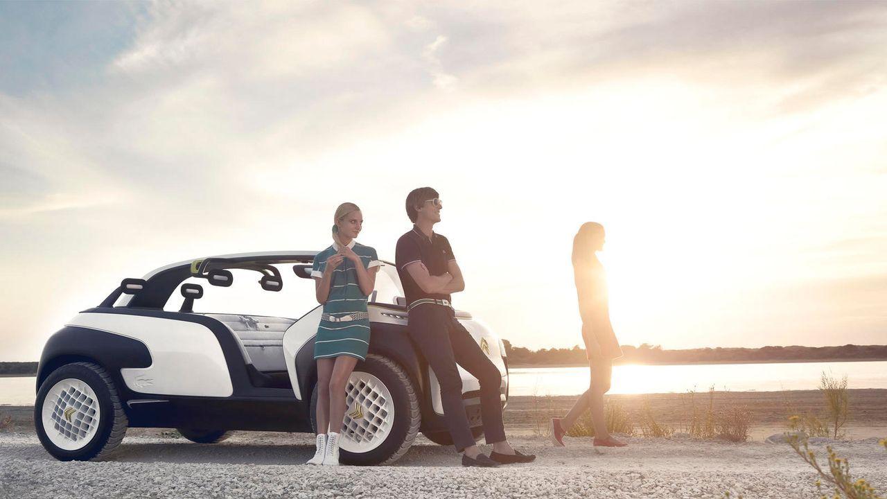 Citroën Lacoste - Bildquelle: Renault