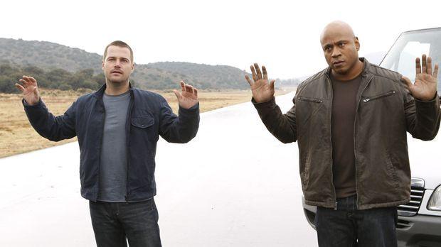 Navy Cis: L.a. - Navy Cis: L.a. - Staffel 3 Episode 14: Partner