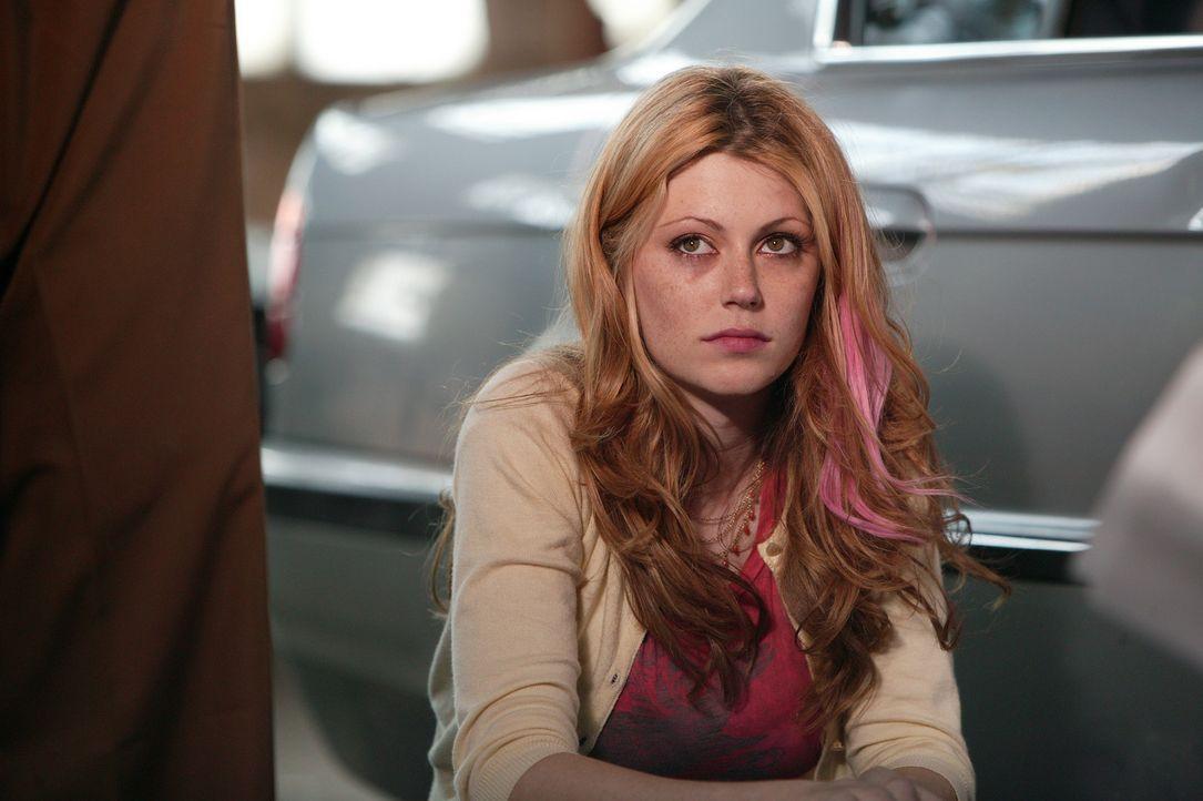 Macht sich Sorgen um ihren Freund, der von Riley und ihrer Gang entführt wurde: Tuesday (Diora Baird) ... - Bildquelle: Paramount Pictures