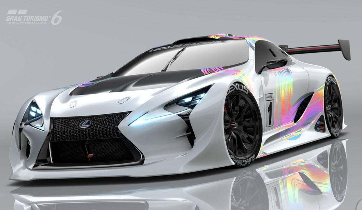 Lexus LF-LC GT Vision Gran Turismo (1)