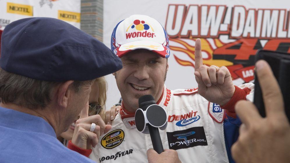 Ricky Bobby - König der Rennfahrer - Bildquelle: Copyright   2006 Sony Pictures Television International.