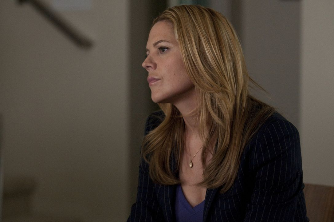 Mary Shannon (Mary McCormack) - Bildquelle: Colleen Hayes USA Network/Colleen Hayes