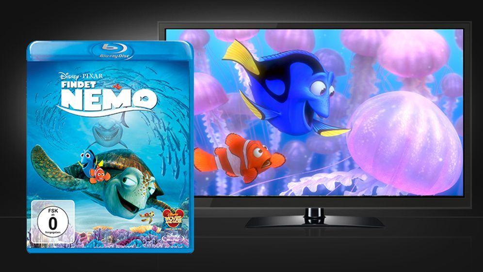 Findet Nemo - Bildquelle: Walt Disney Studios Home Entertainment