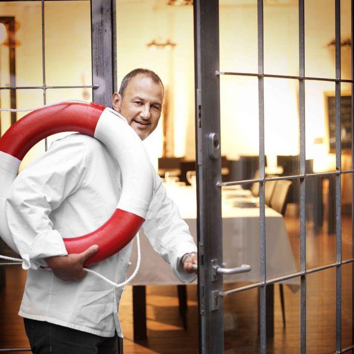 (9. Staffel) - Wenn Sternekoch Frank Rosin in einem Restaurant anpackt, glänzen hinterher nicht nur die Gläser, dem Personal winken Tage voller Damp... - Bildquelle: Arne Weychardt kabel eins