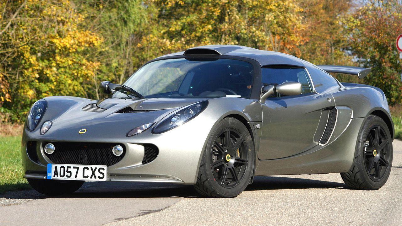 Lotus Elise 111R - Bildquelle: dpa
