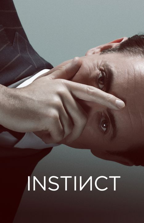 (1. Staffel) - Instinct - Auf Mörderjagd - Artwork - Bildquelle: 2017 CBS Broadcasting Inc. All Rights Reserved.