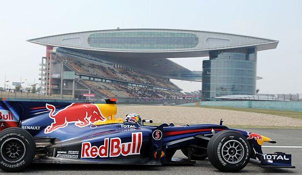Shanghai Sightseeing: Shanghai International Circuit - Bildquelle: dpa