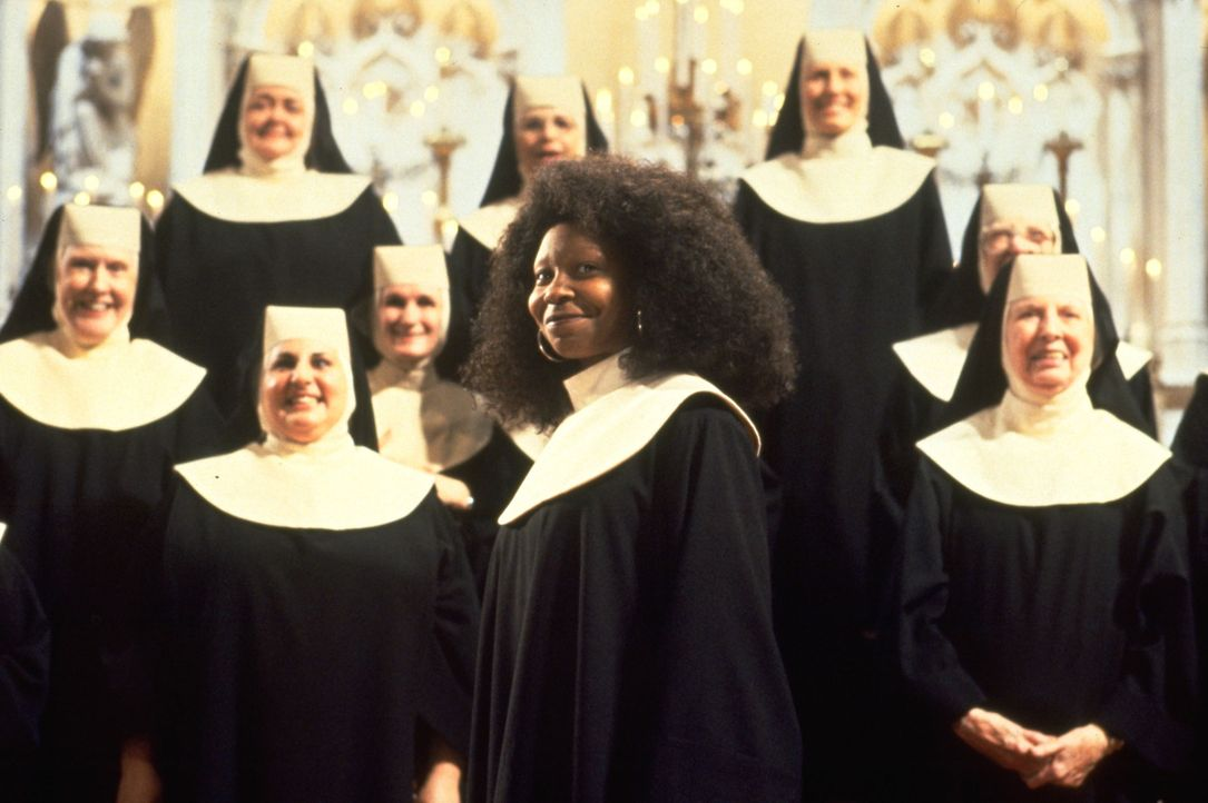 Deloris (Whoopi Goldberg) - Bildquelle: Suzanne Hanover Touchstone Pictures & © Buena Vista Pictures. All Rights Reserved. / Suzanne Hanover