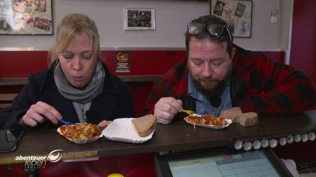 Abenteuer Leben - Abenteuer Leben - Dienstag: Currywurst Challenge - Die Food Hacker