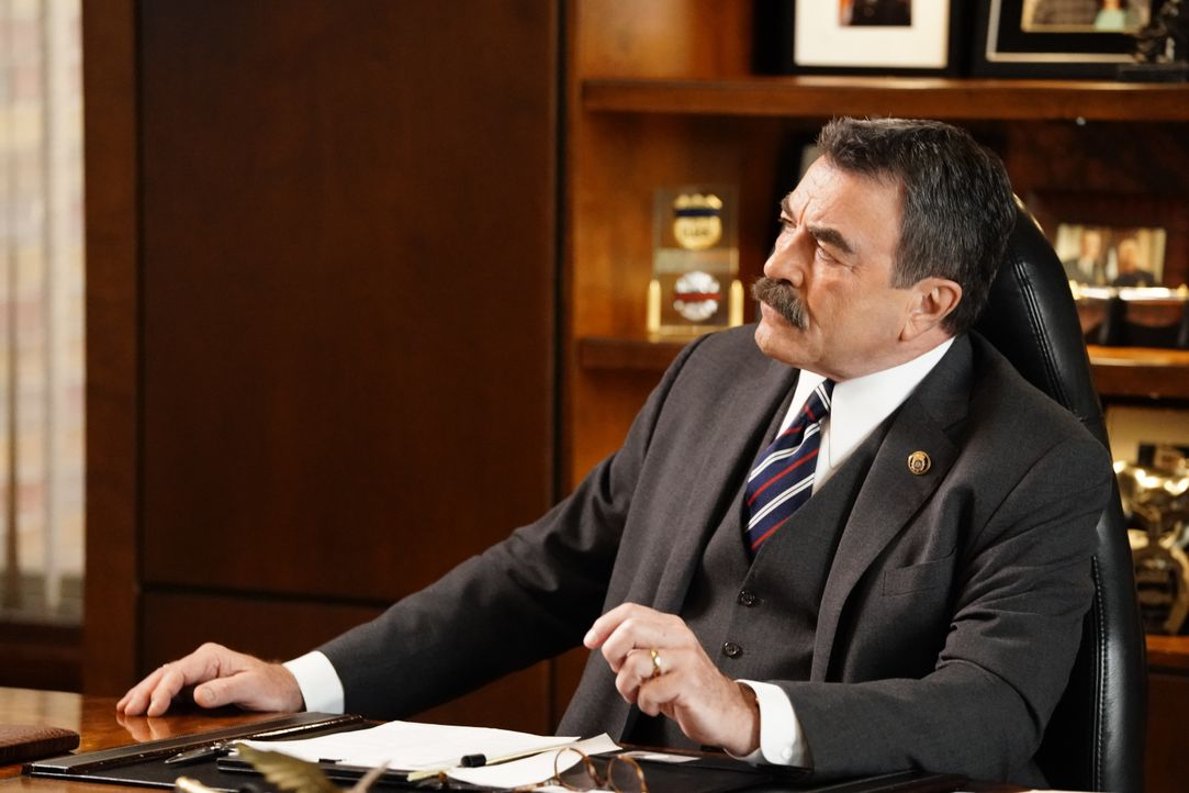 Frank Reagan (Tom Selleck) - Bildquelle: John Paul Filo 2018 CBS Broadcasting, Inc. All Rights Reserved. / John Paul Filo