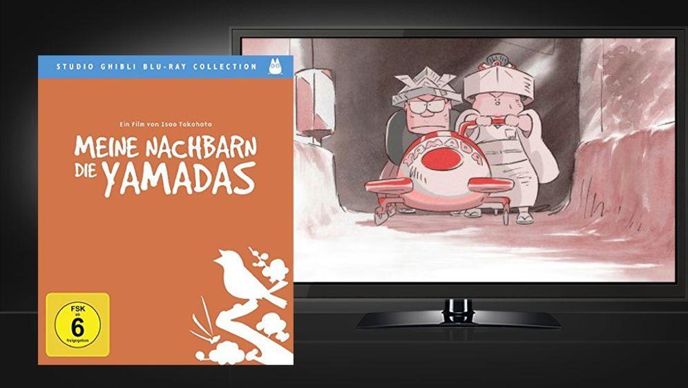 Meine Nachbarn die Yamadas (Blu-ray Disc) - Bildquelle: Universum Film